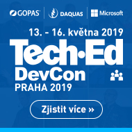 IT konference TechEd DevCon